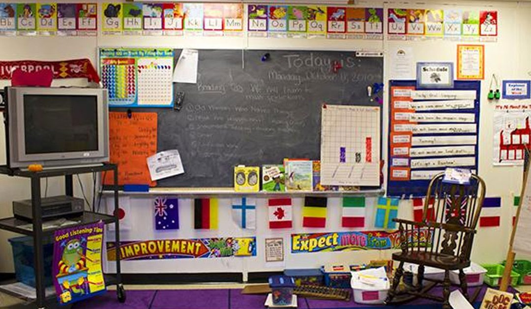 Overrepresentation of Black Students in Special Education Classrooms