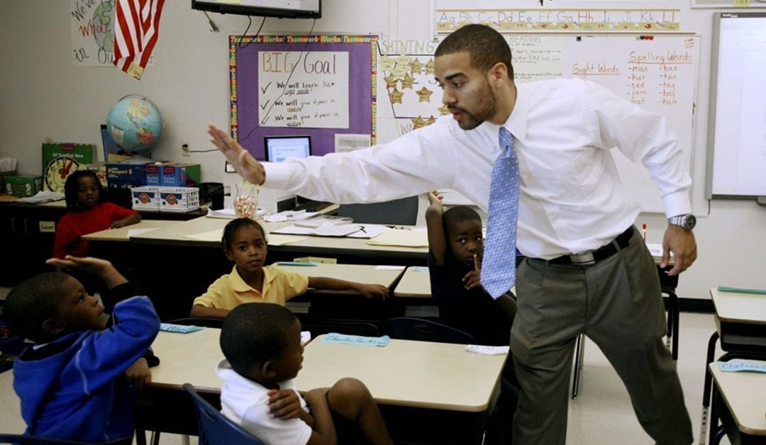 HOW CULTURALLY ATTUNED TEACHERS CAN HELP AFRICAN AMERICAN MALES SUCCEED IN SCHOOL