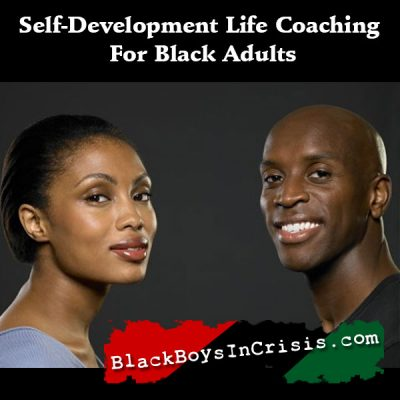 Self-Development Life Coaching For Black Adults