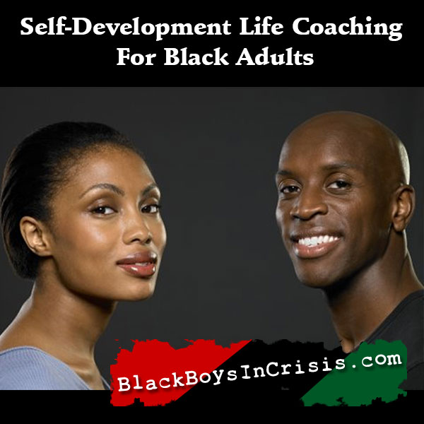 Self-Development Life Coaching For Black Adults