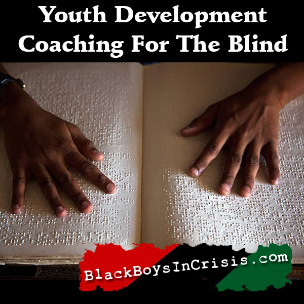 Youth Development Coaching for the Blind