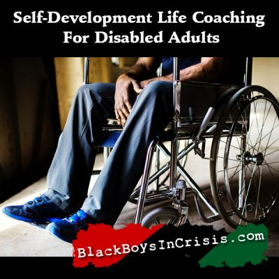 Self-Development Life Coaching For Disabled Adults