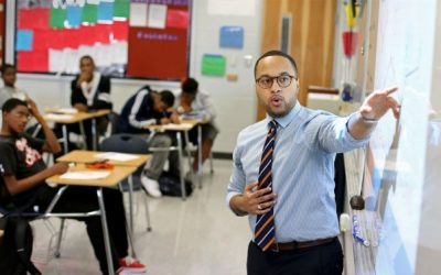 Now, More than Ever, America Needs More Black Male Social Studies Teachers