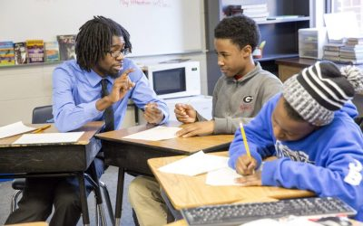 The Black Teacher Effect