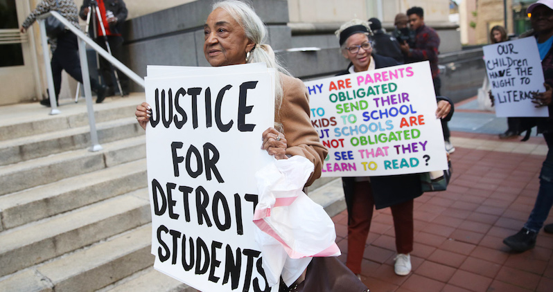 Detroit Students Have a Constitutional Right to Literacy, Court Rules